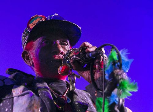 Lee Scratch Perry-Venezia