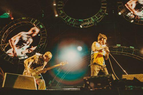 Sospesi nel tempo con i Red Hot Chili Peppers