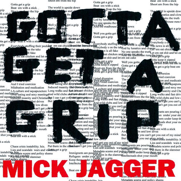 """La copertina di """"Gotta Get a Grip"""""""