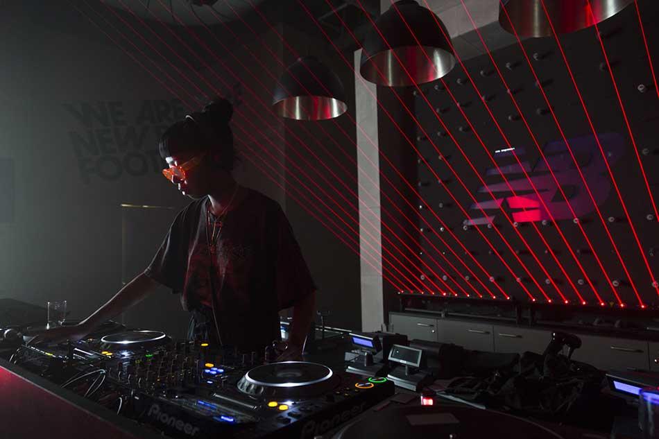 New balance DJ Siobhan Bell