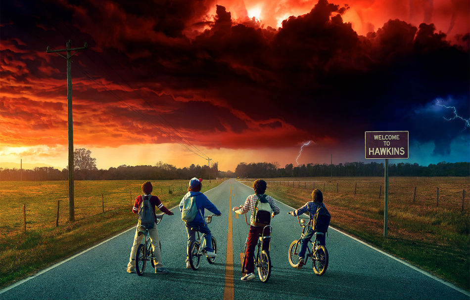 Stranger Things 2: il cast protagonista delle copertine di EW