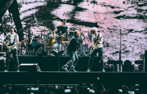 """""""La cassetta di The Joshua Tree"""": U2 live a Roma"""