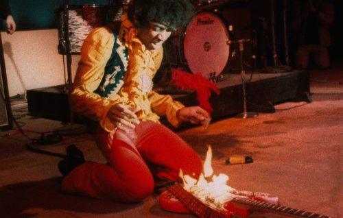 L'uomo che consigliò a Jimi Hendrix di dare fuoco alla sua chitarra