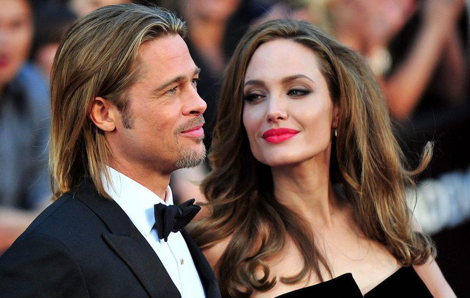 Angelina Jolie parla del divorzio da Brad Pitt