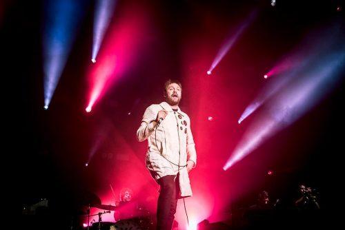 KASABIAN Rock in Roma 21 luglio 2017