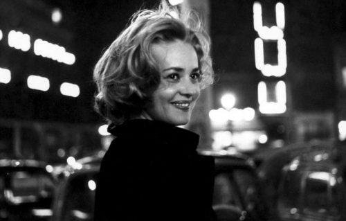 È morta l'attrice Jeanne Moreau
