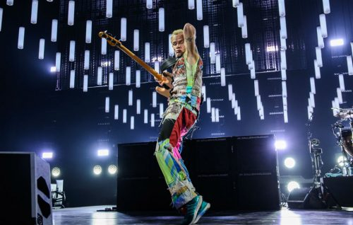 Flea commenta i rumor sullo scioglimento dei Red Hot Chili Peppers