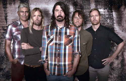 foo fighters dirty water