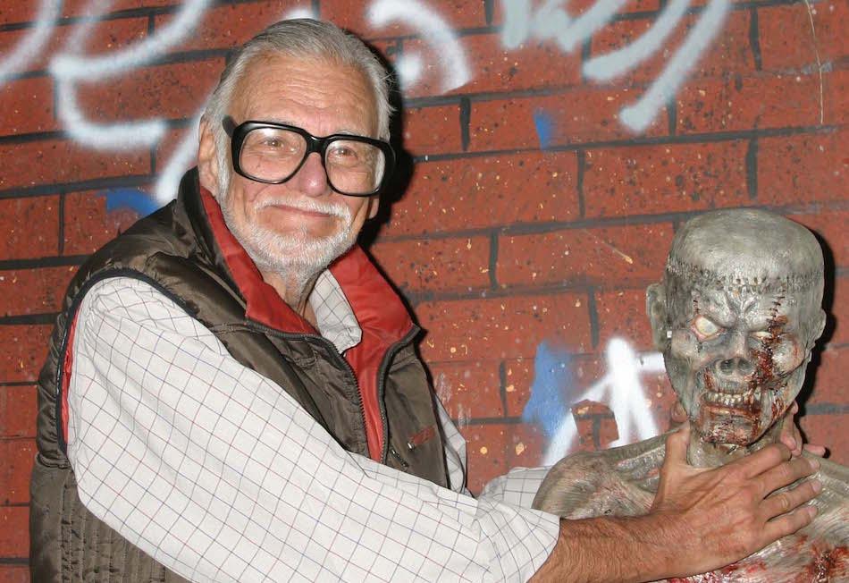george romero morto zombie