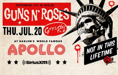 I Guns N' Roses festeggiano 'Appetite for Destruction' con un concerto speciale