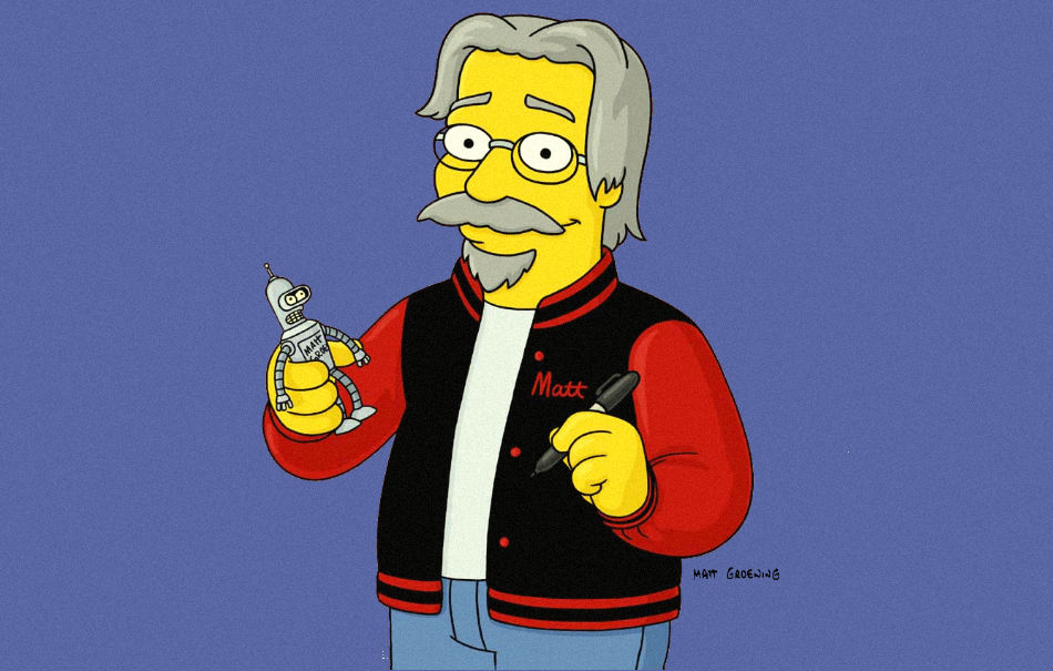 Matt Groening lancia una nuova serie su Netflix