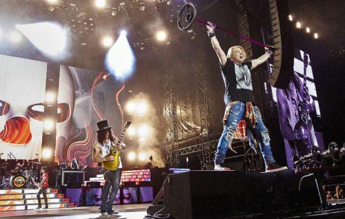 Il nuovo album dei Guns N' Roses sarà magico