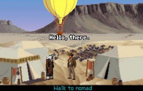 Indiana Jones e il videogioco maledetto (in 2D)
