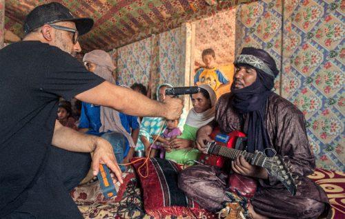 DJ Khalab e la musica tra i Tuareg