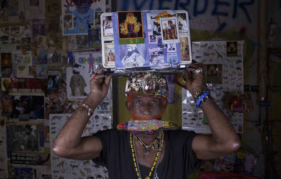 lee scratch perry live reggae giamaica