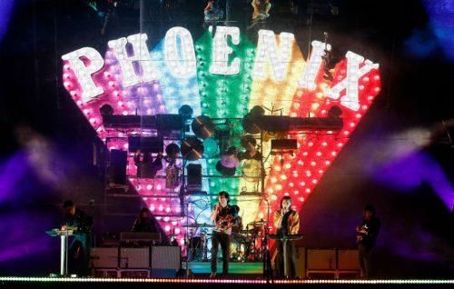 Comme des italiens: i Phoenix raccontano il nuovo album