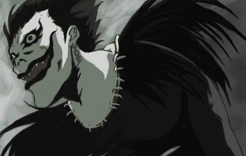 ryuk death note manga