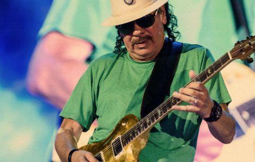 Santana racconta Woodstock, la Summer of Love e i suoi 70 anni