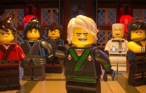 Guarda il nuovo trailer di 'LEGO Ninjago – Il film'