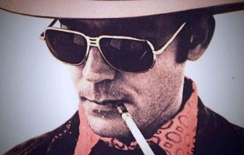 La vita di Hunter S. Thompson diventerà una serie tv