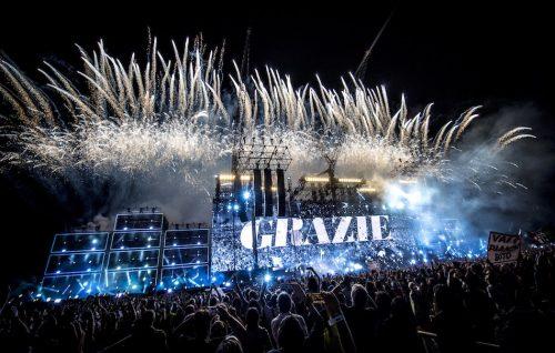 La Storia d'Italia: il concerto dei concerti di Vasco