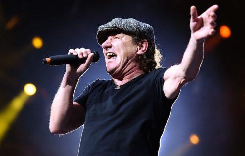 Brian Johnson torna sul palco con i Muse