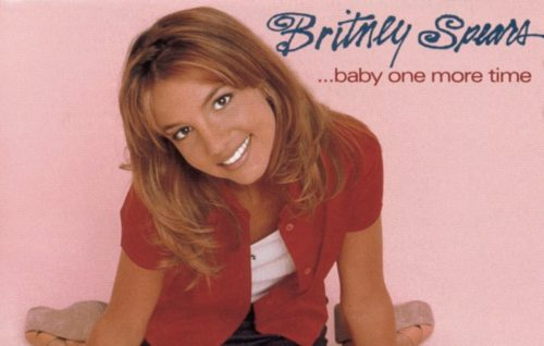 """…Baby One More Time"" è uscito in vinile"