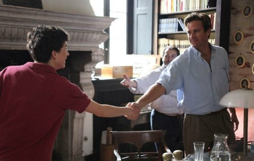 Guarda il trailer di 'Call me by your name', il nuovo film di Luca Guadagnino