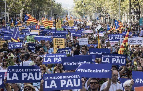 Barcellona non ha paura