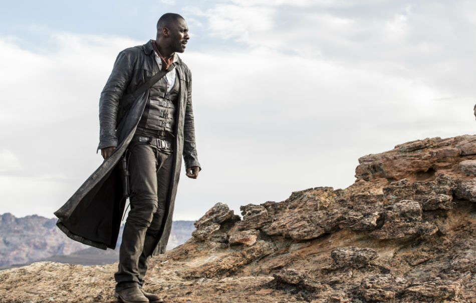 Idris Elba Pistolero Dark Tower