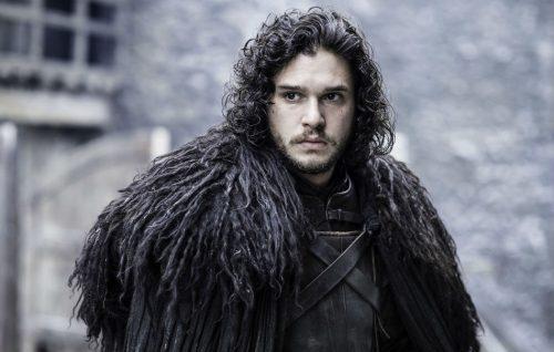 Jon snow mantello