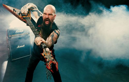 Kerry King: i miei 10 album metal preferiti