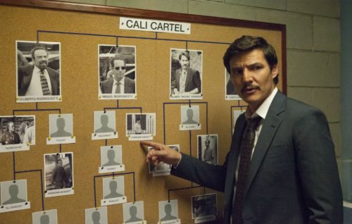 Guarda la featurette di 'Narcos 3'