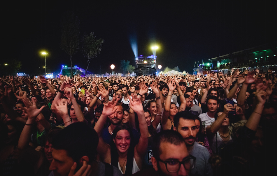 Inizia Home Festival, il punto di riferimento per la musica live in Italia