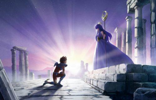 I Cavalieri dello Zodiaco avranno un reboot su Netflix