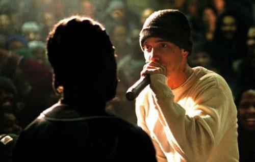 Eminem ha prodotto una commedia sulle battaglie rap