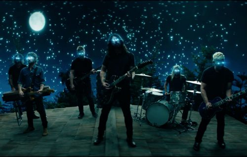 La favola rock del nuovo video dei Foo Fighters