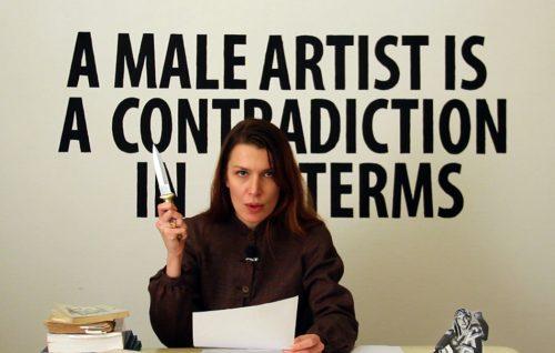 Addio all'artista Chiara Fumai