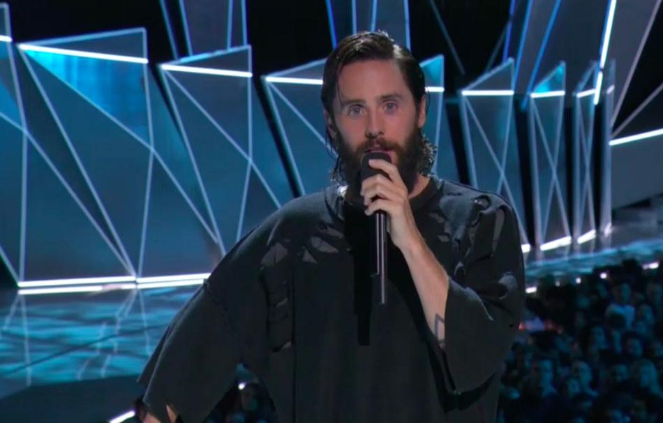 Jared Leto ha ricordato Chris Cornell e Chester Bennington ai VMA