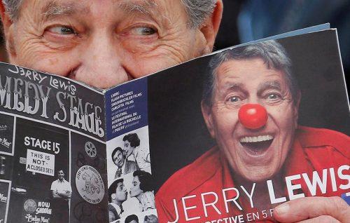 In onda una giornata per Jerry Lewis