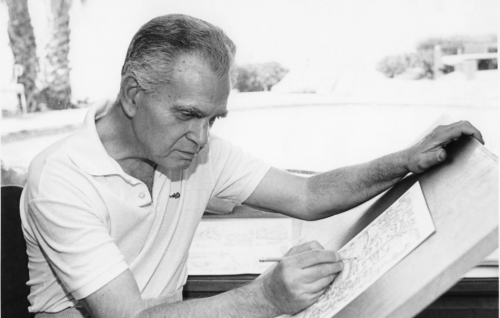 Larger than life: 100 anni di Jack Kirby