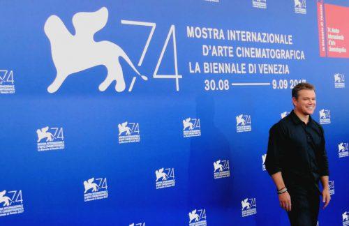 Matt Damon: «'Downsizing' è il film più ottimistico di Payne. E nella trama c'è l'Apocalisse!»