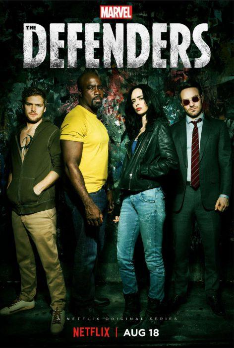 The Defenders: uno per tutti, tutti per uno