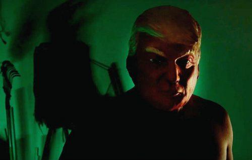 Nella sigla di 'American Horror Story: Cult' c'è Donald Trump