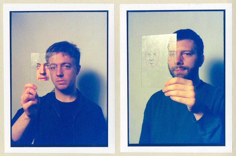 Da sinistra, Kai Campos e Dominic Maker alias Mount Kimbie. Foto: Stampa