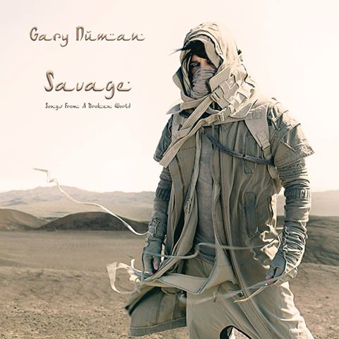 Savage (Songs of a Broken World) - Gary Numan