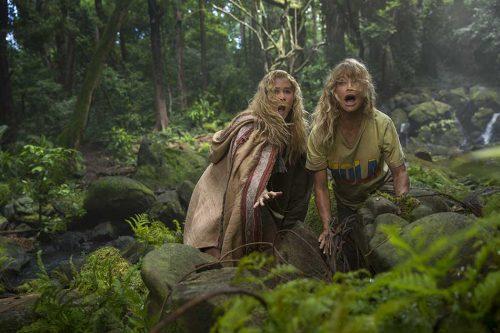 Amy Schumer e Goldie Hawn sono fottute!