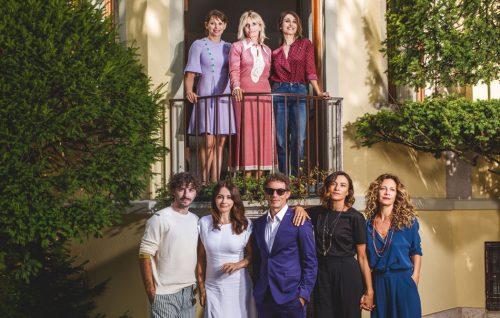 Otto attrici italiane (più un attore) per una 'Diva!'