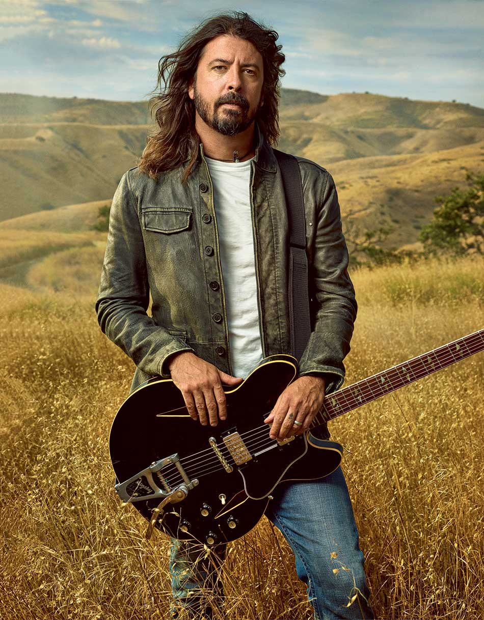 Dave Grohl. Foto Mark Seliger