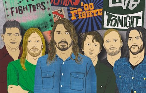 I Foo Fighters sono tornati con il nuovo album 'Concrete And Gold'